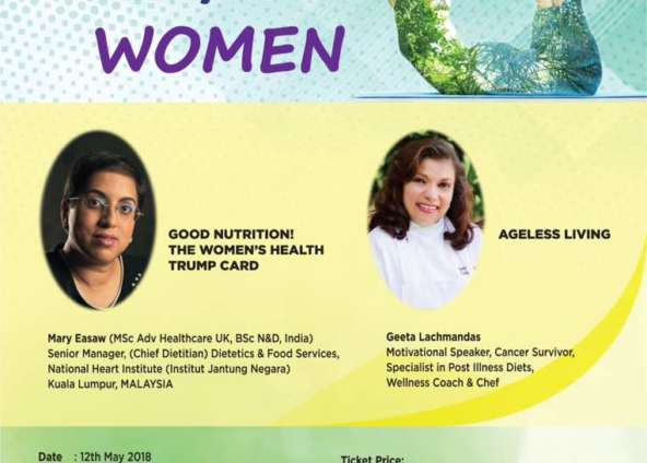 MWCC conducted Real Talk Exclusively for Women