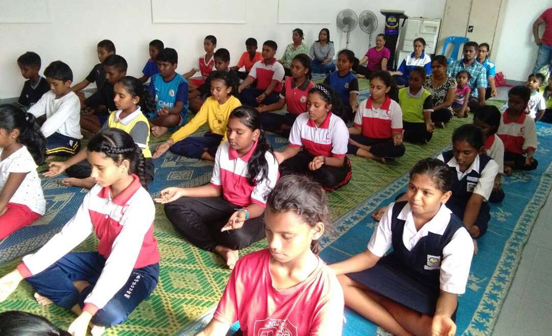 MWCC  Executive Secretary & Mission Incharge organized program for child empowerment